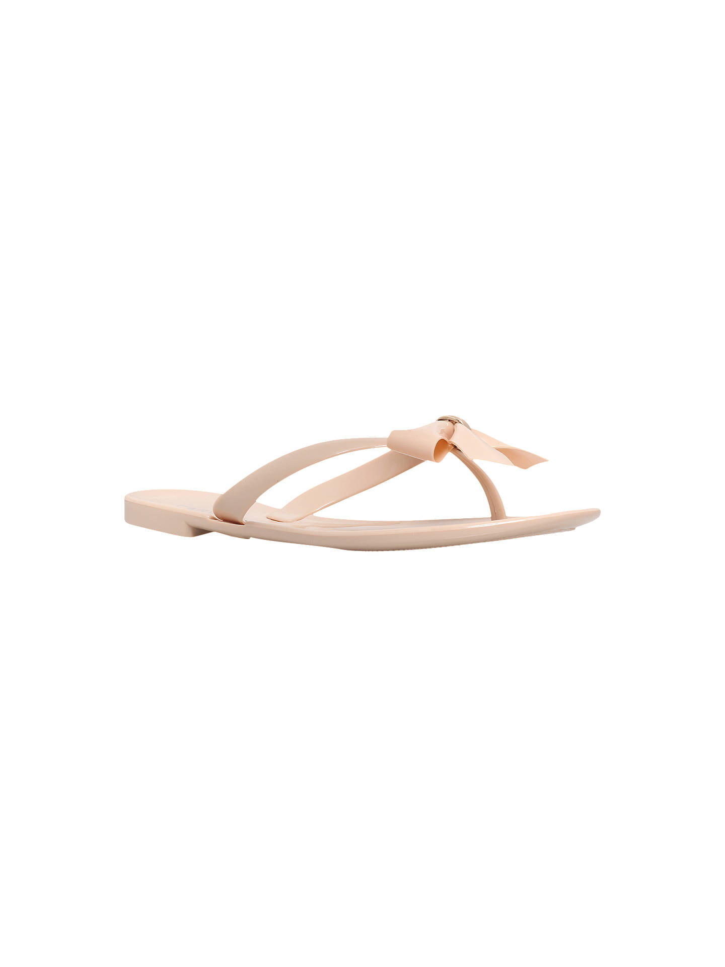 be2e9ccb08d6 Carvela Star Flat T-bar Flip Flops at John Lewis   Partners