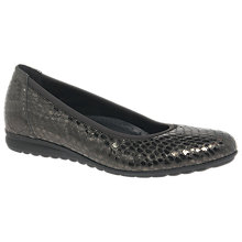 Buy Gabor Splash Wide Fit Pumps Online at johnlewis.com