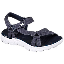 Buy Skechers On the Go Radiance Sandals Online at johnlewis.com