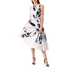 Buy Coast Waldorf Midi Dress, Multi Online at johnlewis.com