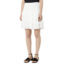 Buy Reiss Rufen Tiered Skirt Online at johnlewis.com