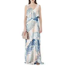 Buy Reiss Filo Printed Maxi Dress, Multi Online at johnlewis.com