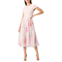 Buy Coast Abbey Print Surana Dress, Multi Online at johnlewis.com