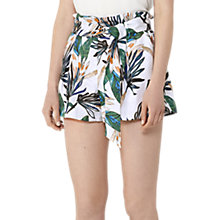Buy Reiss Arielana Print Shorts, Multi Online at johnlewis.com