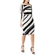 Buy Coast Columbus Ishani Stripe Shift Dress, Multi Online at johnlewis.com