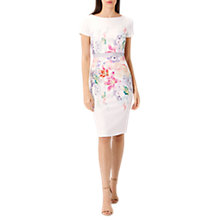 Buy Coast Abbey Henley Dress, Multi Online at johnlewis.com