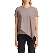 Buy AllSaints Daisy Striped T-Shirt Online at johnlewis.com