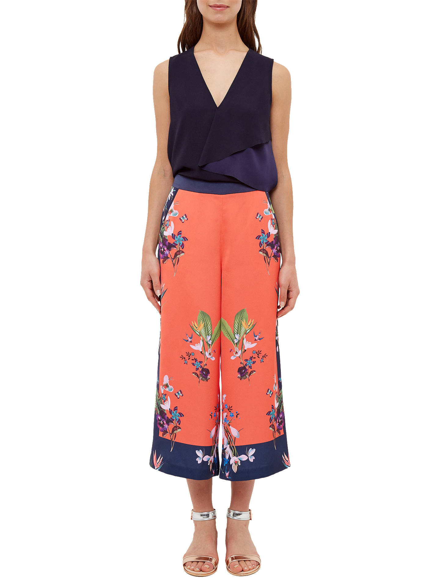 25df07e25 Buy Ted Baker Tessey Tropical Oasis Culottes