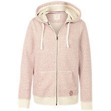 Buy Fat Face Penzance Stripe Hoodie, Sienna Online at johnlewis.com
