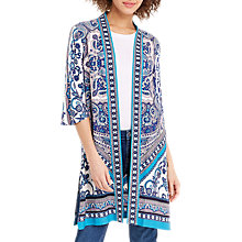 Buy Oasis Scarf Print Kimono, Multi Online at johnlewis.com