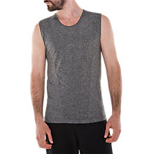 Buy M-Life Yoga Practice Sculpt Tank Top, Flint Grey Online at johnlewis.com