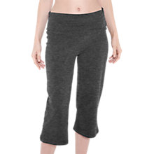 Buy Manuka Life Kundilini High Waist Yoga Pants, Grey Online at johnlewis.com
