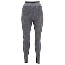 Buy Manuka Twill Leggings, Black/Grey Online at johnlewis.com