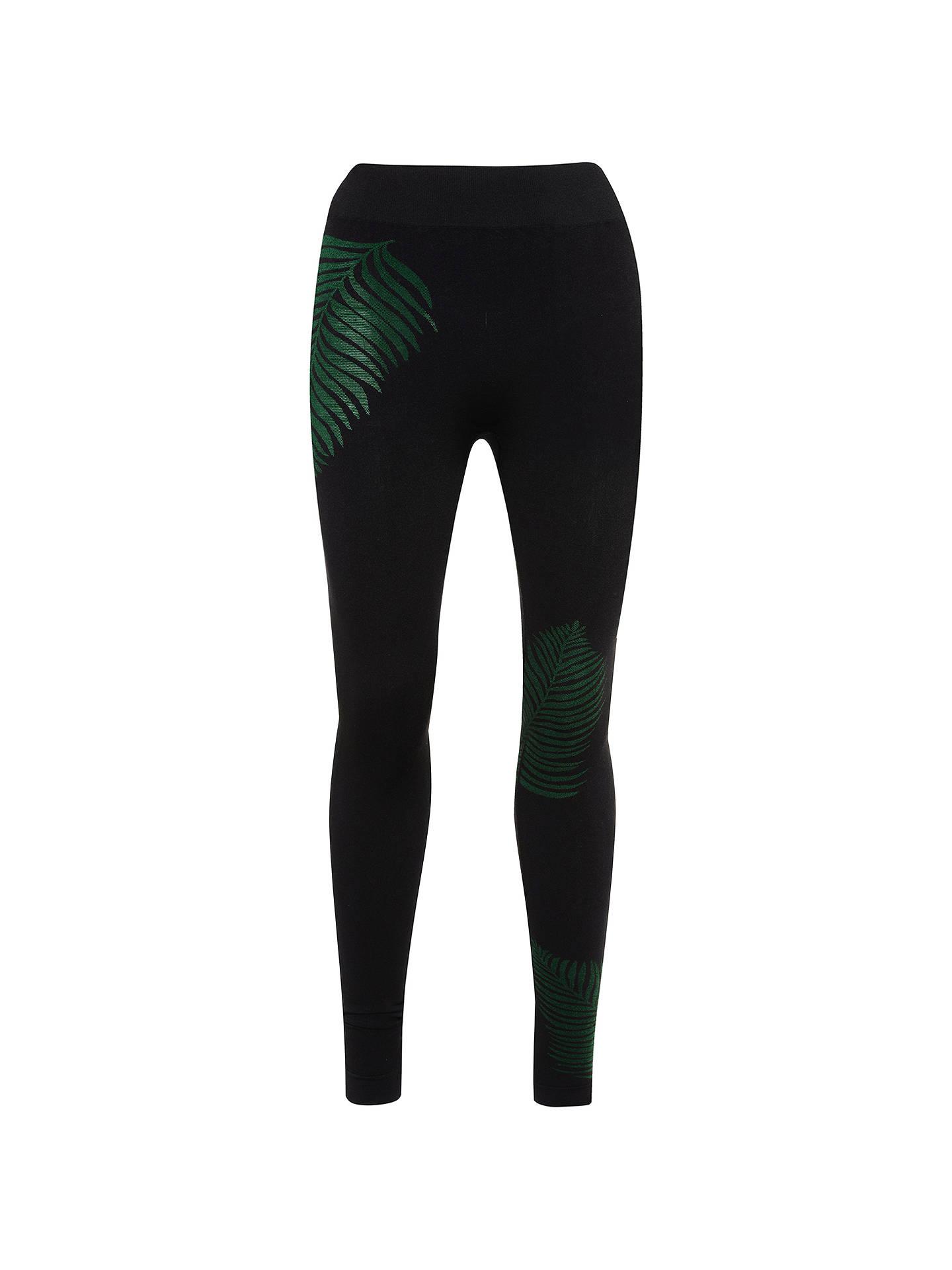 bf35a1c0d9 Buy Manuka Life Primary Leggings, Black/Green, XS/S Online at johnlewis ...