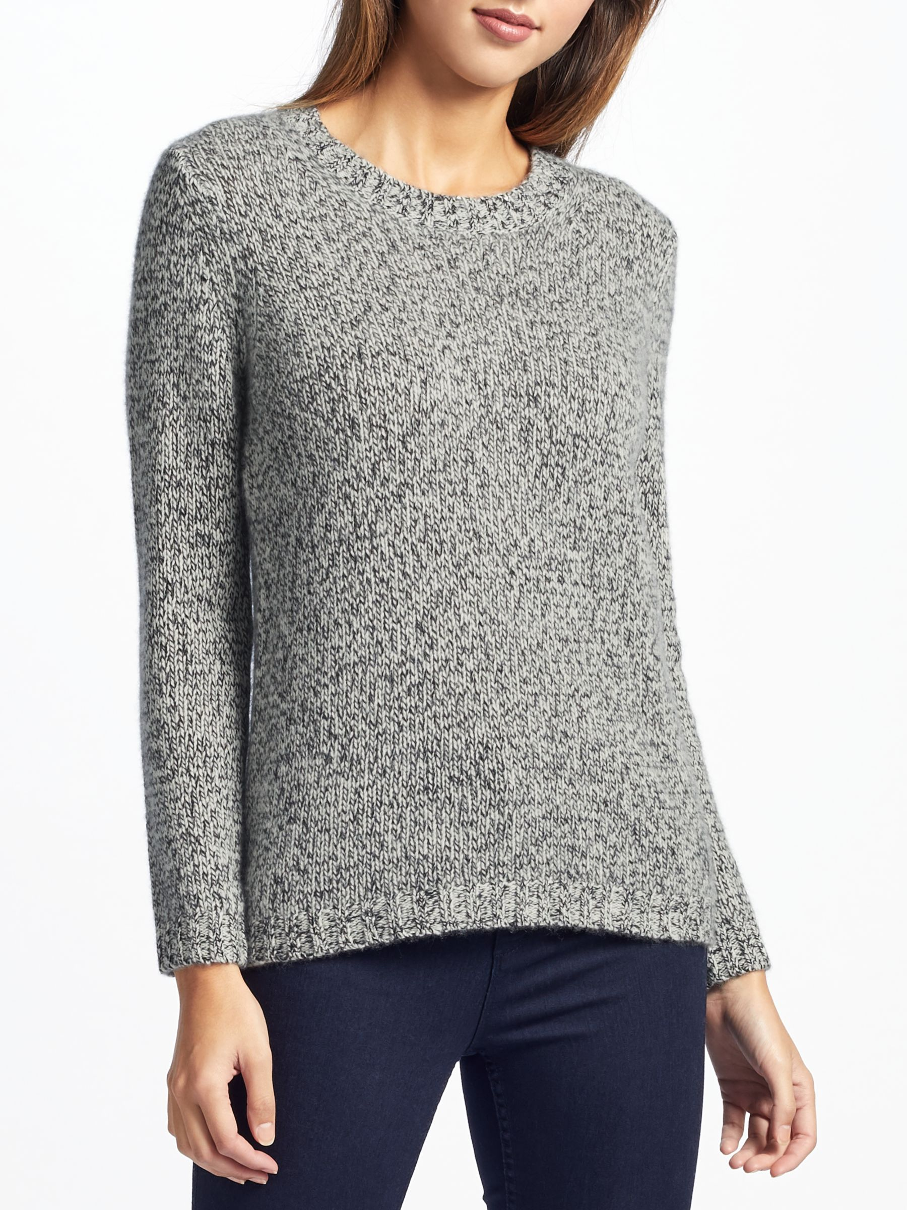 Collection WEEKEND by John Lewis Donegal Cashmere Jumper at
