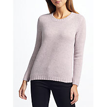 Buy Collection WEEKEND by John Lewis Donegal Cashmere Jumper Online at johnlewis.com
