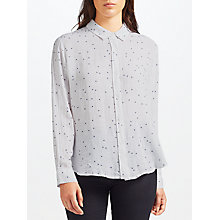 Buy Rails Sydney Shirt, Navy Stars Online at johnlewis.com