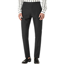 Buy Reiss Welton Slim Fit Suit Trousers, Black Online at johnlewis.com