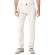 Buy Reiss Buster Cotton and Linen Trousers Online at johnlewis.com