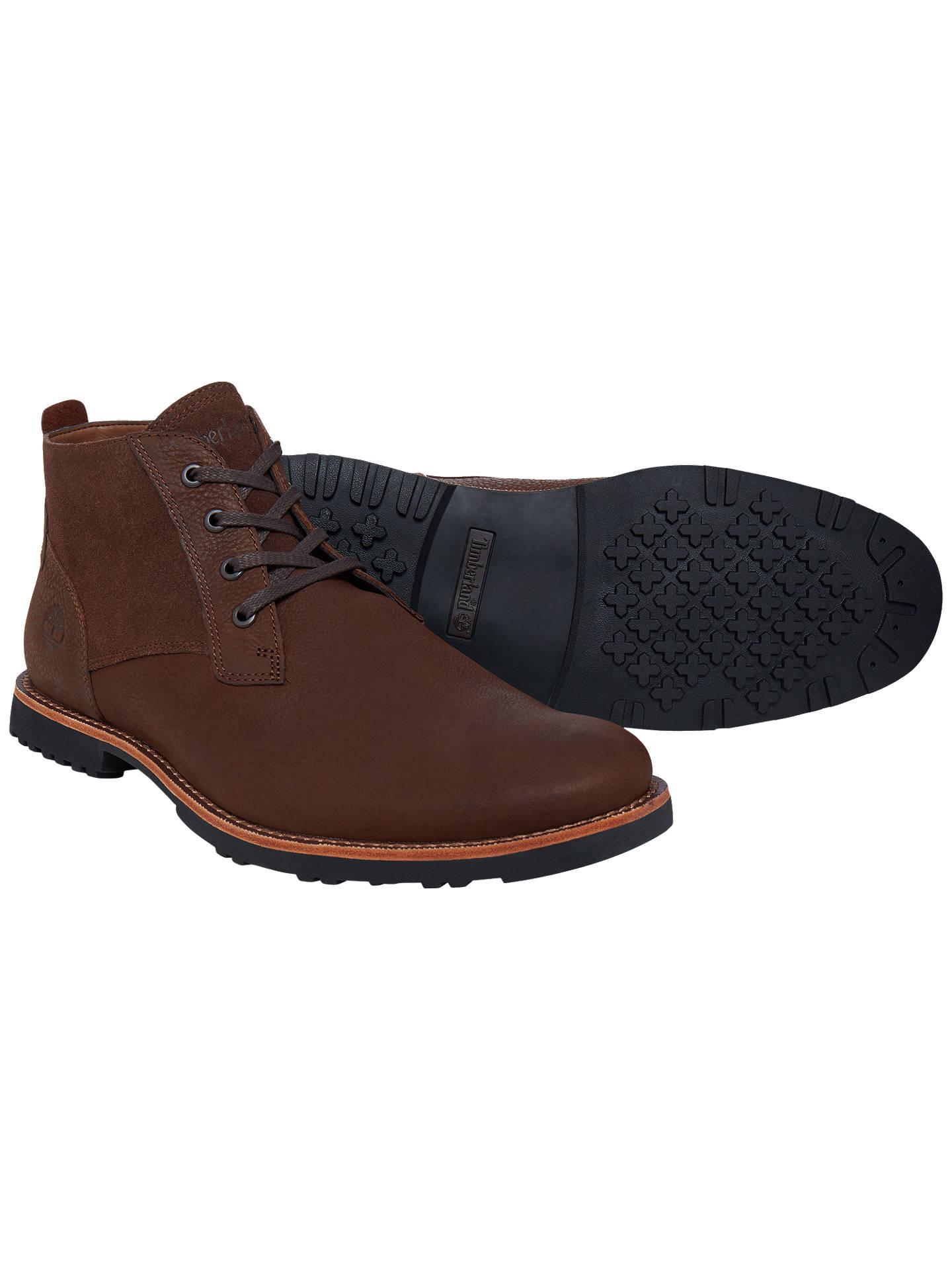 3bfc0c0bd10 Timberland Kendrick Chukka Boots, Brown at John Lewis & Partners