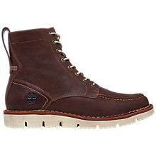 Buy Timberland Westmore Ankle Boots, Brown Online at johnlewis.com