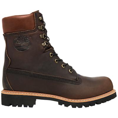 Timberland Vibram 8-Inch Waterproof Boots