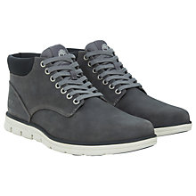 Buy Timberland Bradstreet Lace-Up Leather Chukka Boots Online at johnlewis.com