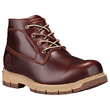 Buy Timberland Radford Waterproof Chukka Boots, Brown Online at johnlewis.com