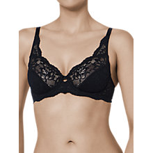 Buy Triumph Amourette Charm Underwired Bra Online at johnlewis.com