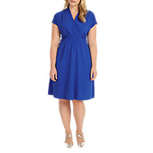 Buy Studio 8 Andrina Tunic Dress, Cobalt Online at johnlewis.com