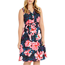 Buy Studio 8 Everly Floral Dress, Multi Online at johnlewis.com