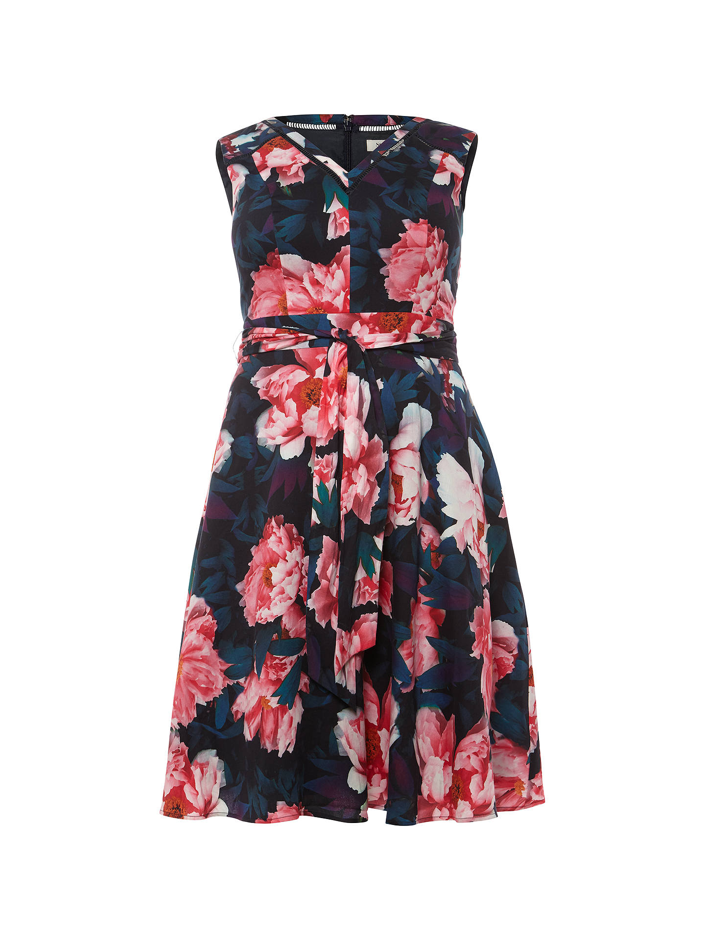 BuyStudio 8 Everly Floral Dress, Multi, 12 Online at johnlewis.com