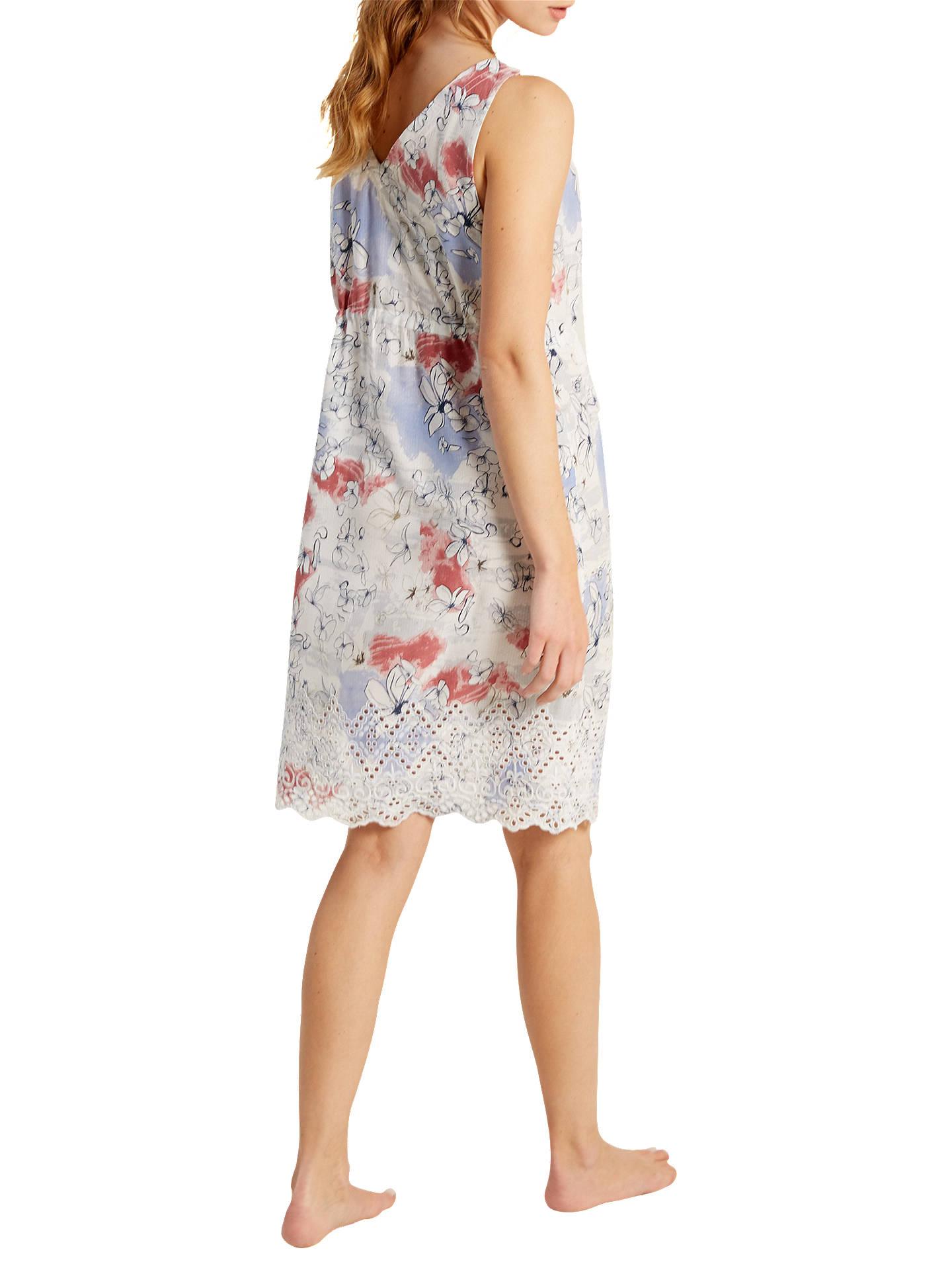 dc38bc6507 ... BuyWhite Stuff Lela Cutwork Printed Nightdress