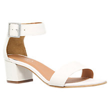 Buy Carvela Shadow Block Heeled Sandals Online at johnlewis.com