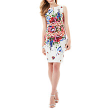 Buy Phase Eight Louise Floral Dress, Multi Online at johnlewis.com