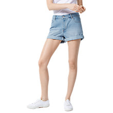 Buy Warehouse Turn Up Shorts Online at johnlewis.com