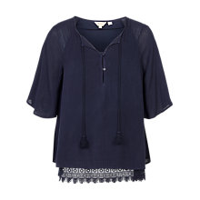 Buy Fat Face Gabby Blouse Online at johnlewis.com