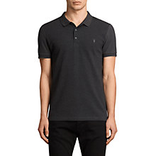 Buy AllSaints Wentworth Polo Top Online at johnlewis.com