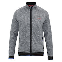 Buy Ted Baker Parkway Zip Through Jacket, Grey Online at johnlewis.com