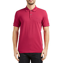Buy BOSS Green Firenze Pique Regular Fit Polo Shirt Online at johnlewis.com