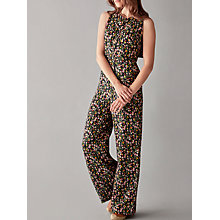 Buy People Tree V&A Tulip Print Jumpsuit, Multi Online at johnlewis.com