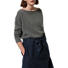 Buy Toast Square Cut Lambswool Jumper Online at johnlewis.com
