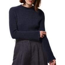 Buy Toast Button Shoulder Wool Jumper Online at johnlewis.com