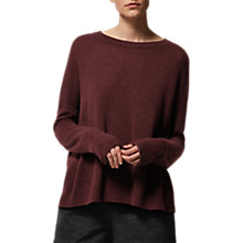 Buy Toast Boxy Wool Cashmere Jumper Online at johnlewis.com