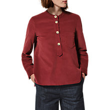 Buy Toast Needlecord Shirt, Boysenberry Online at johnlewis.com