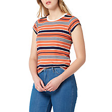 Buy Lee Stripe T-Shirt Online at johnlewis.com