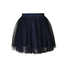 Buy Wheat Girls' Manola Skirt, Parisian Night Online at johnlewis.com