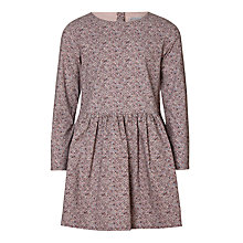 Buy Wheat Girls' Inga Dress, Shadow Rose Online at johnlewis.com