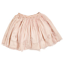 Buy Angel & Rocket Girls' Grace Embroidered Tutu, Gold Online at johnlewis.com