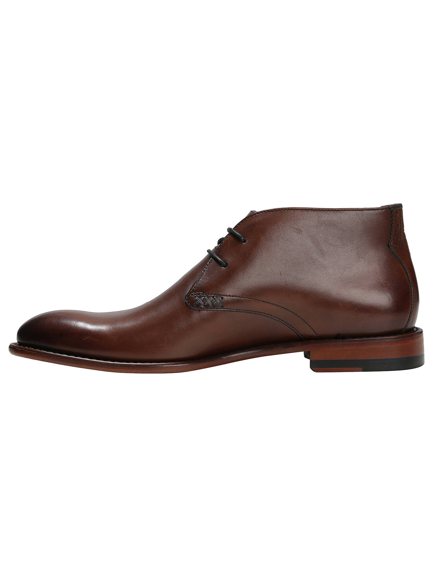 d9daa6ea358 Oliver Sweeney Waddell Derby Ankle Boots, Brown at John Lewis & Partners